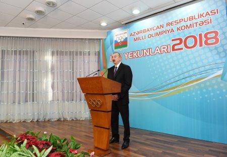 """Azərbaycan Prezidenti: """"2018-ci ildə ölkəmizdə iqtisadi məsələlər çox uğurla həll edilib"""""""