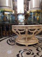 Sabiq nazirin bir hotel-kazinosu da Minskdə tapıldı - FOTOLAR
