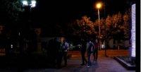 Separatçı rejim polisi Xankəndidə aclıq edən ermənini döydü... - FOTO