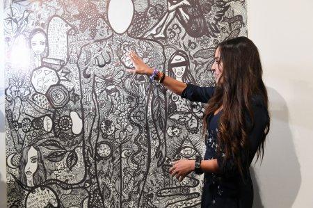 Rusiya paytaxtında VIII Moskva Beynəlxalq Müasir İncəsənət Biennalesi açılıb